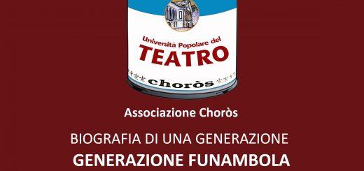 generazione funambola - choròs teatro