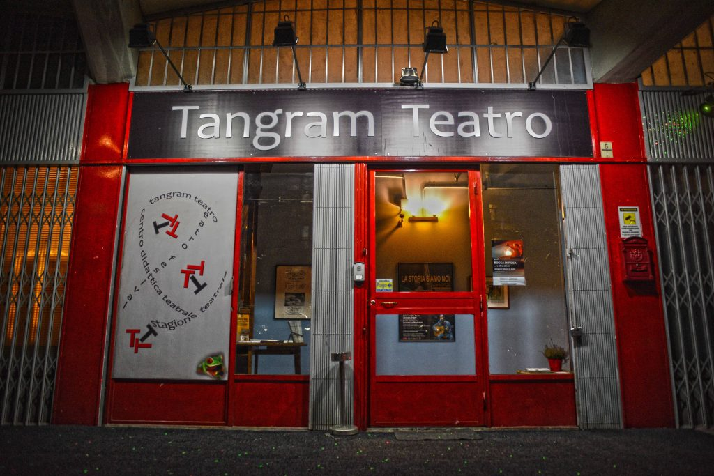 Tangram Teatro- Sede Via Don Orione Torino B